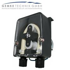 PG-0.4-Schlauchpumpe/Dosierpumpe/Peristaltikpumpe_0,4l/h_(6,6ml/min)_230V_AC_NEU