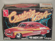 AMT 1/25 Scale 1949 Mercury Coupe