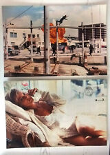 (Set of 9) The Specialist (Sylvester Stallone) Color Film Photos 90s