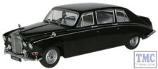 DS006 Oxford Diecast 1:43 Scale Black Daimler DS420 Limousine