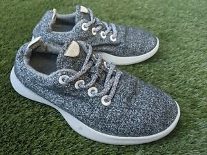 ALLBIRDS Wool Runners Gray Sneakers - Women's US 7 - Used