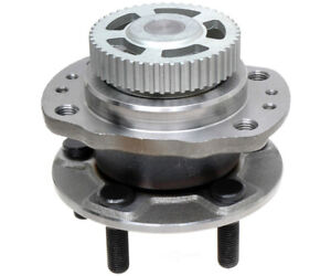 Wheel Bearing and Hub Assembly-R-Line Rear Raybestos 712155