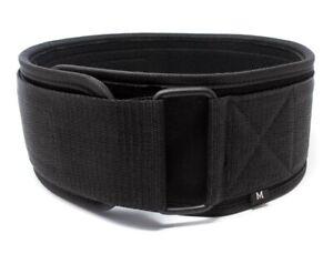 Strength Shop Belt / Back Support - Black (Gym belt)
