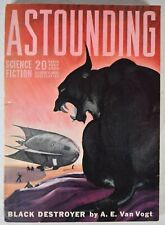 Astounding Science Fiction Vol 23 5 Street Smith 1939 FN Isaac Asimov Pulp