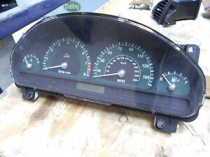 Jaguar S-Type Instrument Pack. 2002-2003 Models. 170k Miles. 2R8F-10849-BJ