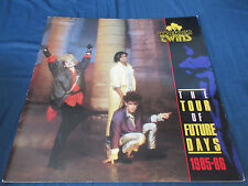 Thompson Twins 1986 Japan Tour Book Concert Program Synth Tom Bailey Future Days