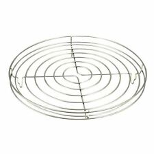 NEW COBB ROASTING RACK CHROMED STEEL GRILL BARBECUE BBQ GRILLING ROAST COOKING