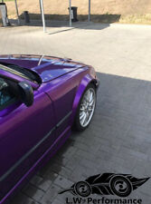 BMW E36 Coupe 3 Series Front +35 WIDER Fenders Wide Body Kit
