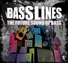 Basslines Future Sound Of Bass (SEALED 3 x CD) Carl Cox Dirty South Adam Shaw