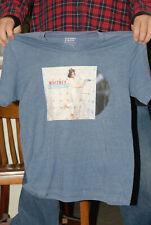 Whitney Houston The Hits Lp Cover T Shirt V Neck Old Navy Medium Near Mint