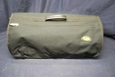 Skyroll Roll Up Garment Bag, Carry On Luggage, Black, Suit Bag