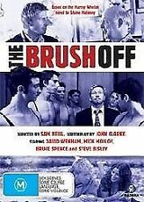 The BRUSH OFF =BY JOHN CLARKE GENUINE AUST RELEASE R4 DVD NEW SEALED RARE COMEDY
