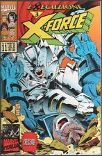 X-FORCE 11 MARVEL ITALIA
