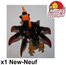 Lego - Figurine Minifig Ninjago scorpion araignée spider animal 70604 NEUF