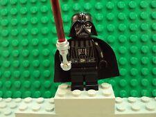 Lego Minifig Star Wars ~ Darth Vader Original w/ Lightsaber From Set # 10212