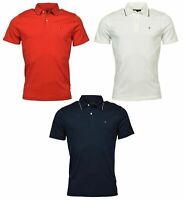 Mid Blue sizes S M L TOMMY HILFIGER Men/'s Classic Polo Shirt