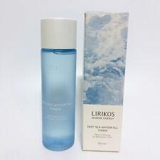 Lirikos Marine Energy Deep Sea Waterfall Toner 150ml Korean cosmetics