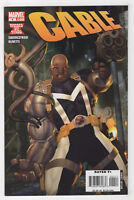 Cable #4 (Aug 2008, Marvel) [Hope, Bishop] Duane Swierczynski Ariel Olivetti Q