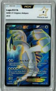 carte Pokémon  Lugia EX FA 94/98 XY Origines Antiques  PCA 9
