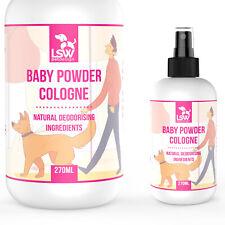 More details for dog pet perfume spray grooming cologne deodorant deodorizing spray 110ml - 270ml