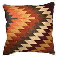Fair Trade Alwar Kilim Cushion Covers CCL80
