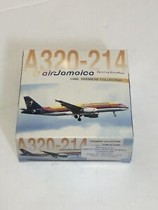 Dragon Wings 1:400 Air Jamaica A320-214 Excellent Condition in Box
