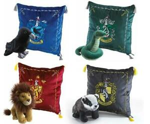 The Noble Collection Harry Potter House Plush Mascot and Pillow Cushion