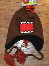 DOMO MOHAWK  Laplander Adult Hat Beanie Knit One Size Fits Most Winter Ski Hat