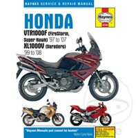 Honda XL 1000 V Varadero 2003 Haynes Service Repair Manual 3744