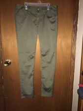 American Rag Olive Green Women's Size 9 Skinny Leg Pants 134190