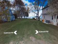BUILDABLE lot with a waterfront view of the Chesapeake Bay.