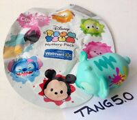 Tsum Tsum Rare Teal Stitch Disney Limited Edition Color Pop Figure Mystery Pack