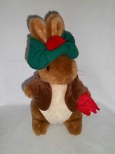 EDEN Plush PETER RABBIT Beatrix Potter BENJAMIN BUNNY Vintage Stuffed Animal Toy