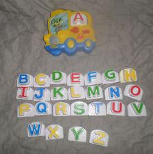 EUC LeapFrog Fridge Phonics Magnetic Alphabet Bus