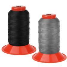 2Pcs Nylon Thread DIY Bracelet Jewelry Spool Leather Craft Sewing 500 Meters