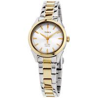 Timex Chesapeake Quartz Movement White Dial Ladies Watch TW2P81900