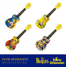 The Beatles Yellow Submarine Ukulele