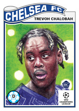 ➠ Topps UCL Living Set | #365 Trevoh Chalobah - FC Chelsea ROOKIE