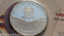 10 euro 2011 Ag Fs BE PP GRECIA Grece Griechenland Greece XIII Special Olympics