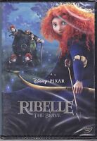 Dvd Disney RIBELLE - THE BRAVE nuovo 2012