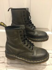 Womens Rare Brown Dr Martens Ankle Boots Uk5 EU38 Lightly Worn