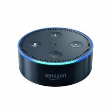 Echo Dot (2nd Generation) Hands-Free Speaker for Smart Homes – Black