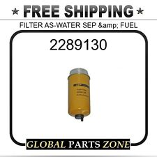 2289130 - FILTER AS-WATER SEP & FUEL  for Caterpillar (CAT)