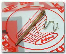 HONDA PARTS ST90 KEIHIN CARBURETOR JET NEEDLE #16332 w/ CLIP & RETAINER KEEPER