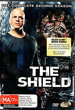 THE SHIELD - COMPLETE SECOND SEASON / 2 - BRAND NEW & SEALED, 4 DISC DVD