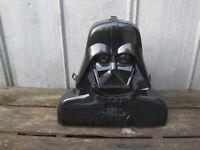 1980 Star Wars Darth Vader Action Figure Case Holder Carrier B0517