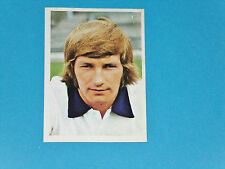 #84 COLIN TODD DERBY COUNTY RAMS FKS PANINI FOOTBALL ENGLAND 1975-1976
