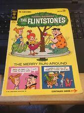 Gold Key Comic Book Hanna-Barbera The Flintstones No 15, November 1963
