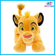 "Disney The Lion King Simba 17"" Plush Doll Soft Toy brand new with tag"
