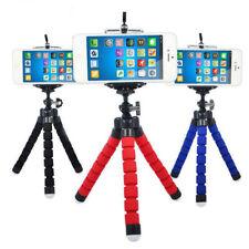 Pulpo soporte Universal Soporte de montaje de trípode para Teléfono Celular Samsung iPhone Nuevo